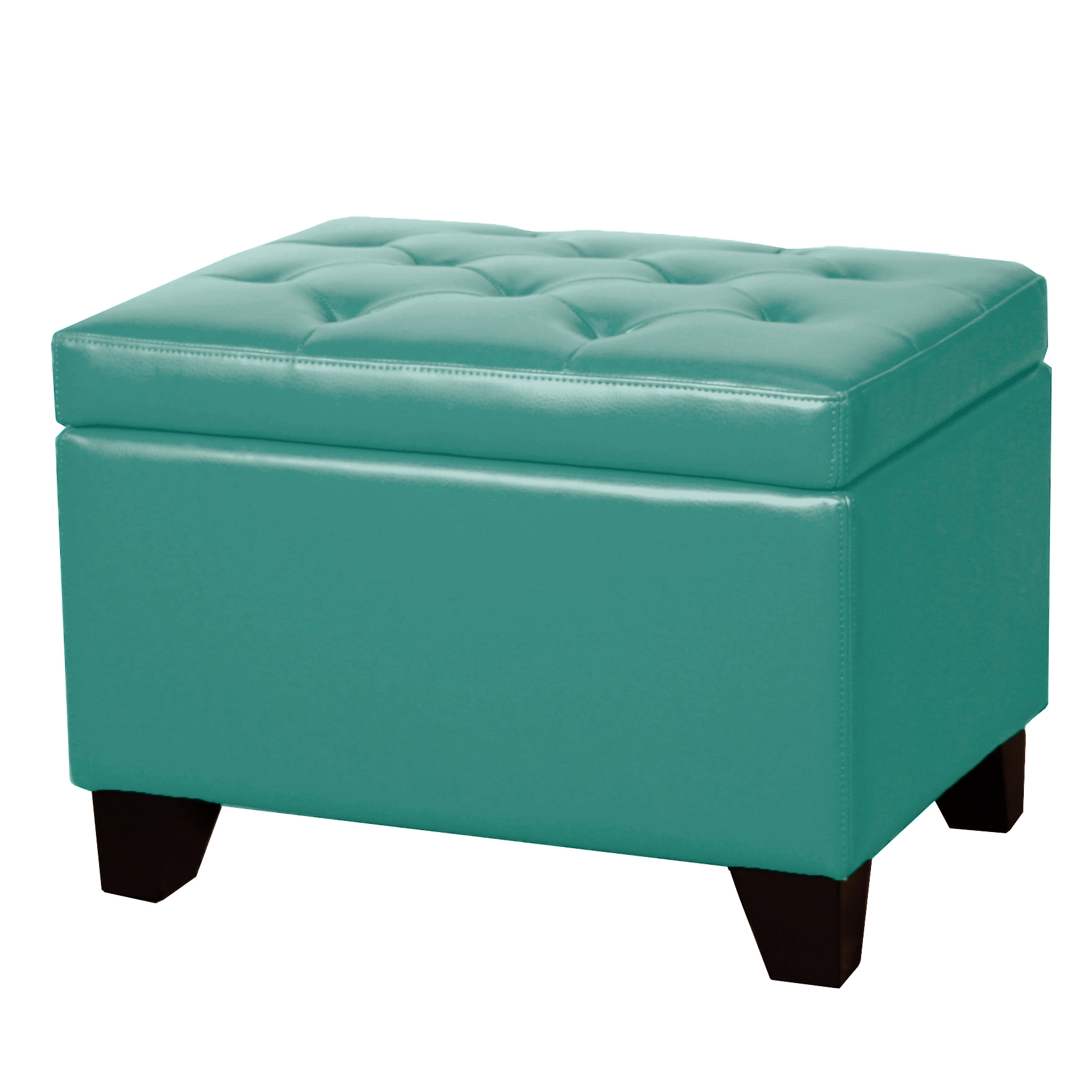 Julian Rectangular Bonded Leather Storage Ottoman Turquoise/194424B-323  sc 1 st  New Pacific Direct & 194424B-323 - NPD Furniture | Stylish u0026 Affordable Lifestyle ...