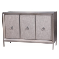 Mancini Mirrored Sideboard 3 Doors/1500005