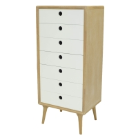 Madden Tall Cabinet 7 Drawers/1200002