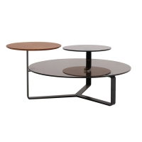 Norris KD Round Coffee Table/1030004