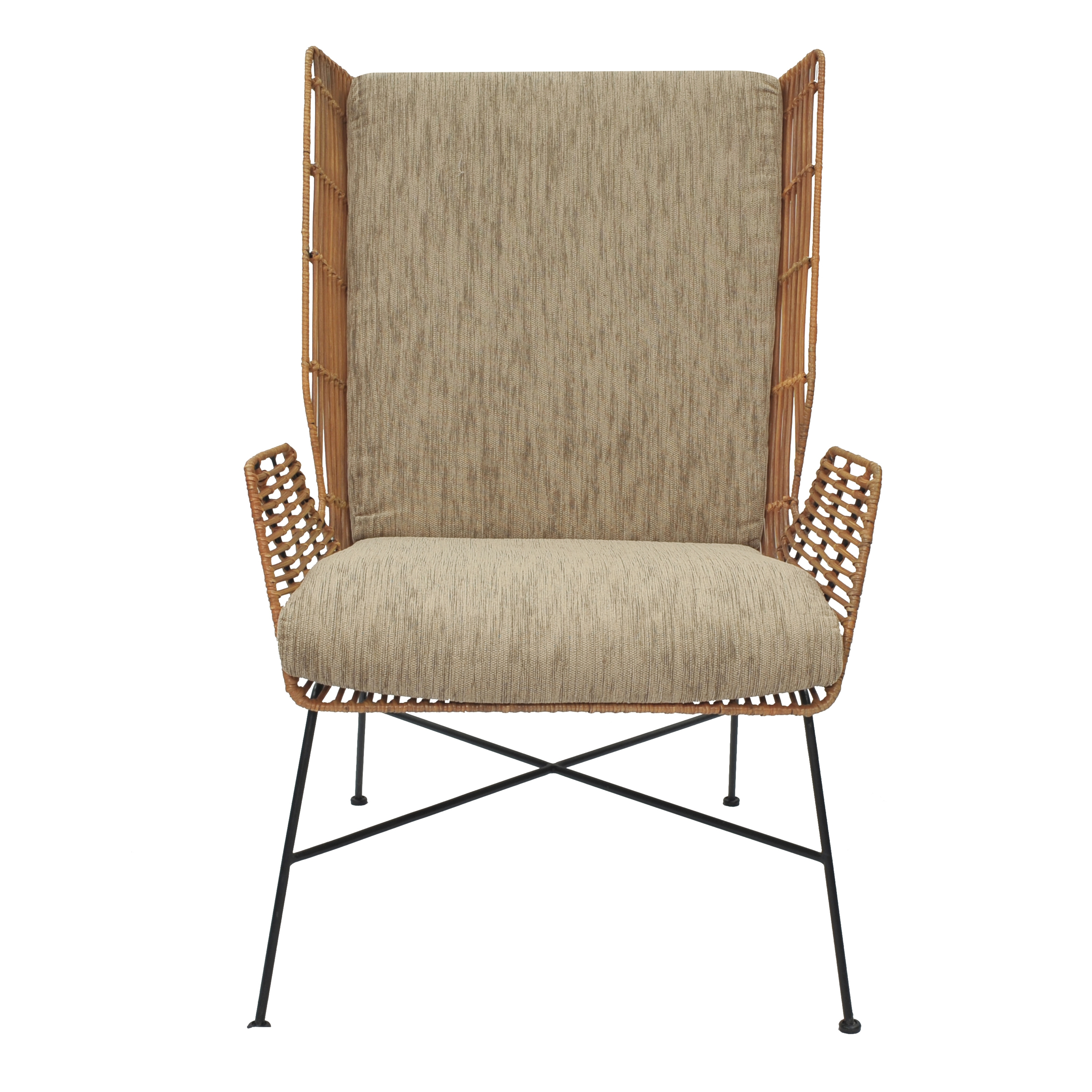 Rattan Yoga Chair: Wholesale Lifestyle Furnishings