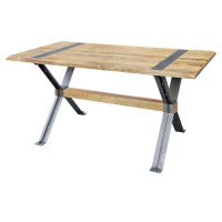 Marcello KD Desk, Rustic Indigo/1070004