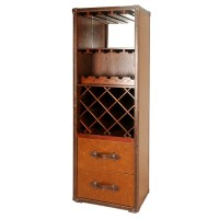 Wexford Wine Cabinet, Granola/Cacao***CLOSEOUT***/1700003