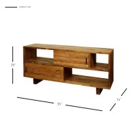 Maxim TV Stand, Natural/966055