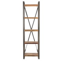 Fortuna KD Tall Bookcase 5 Shelves/1110008