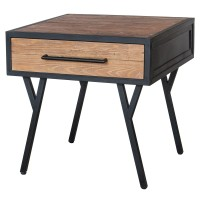 Salvatore KD End Table 1 Drawer/1120001