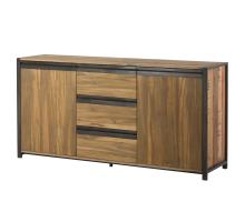 Alabama Buffet 3 Drawers + 2 Doors, Cider/1110001