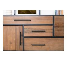 Salvatore KD Sideboard 4 Drawers + 1 Door, Rustic Gamma/1120002