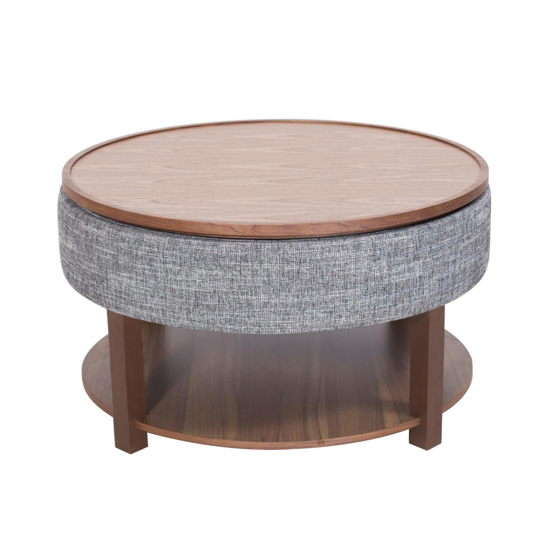 Hooper Storage Coffee Table Natural Ash: Wholesale Lifestyle Furnishings