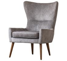 Arya KD Fabric Chair Wooden Legs/1900109