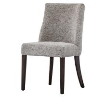 New Paris Fabric Chair, Drizzle Gray/3900043-328