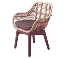 Kalia KD Rattan Chair, Natural Brown/7400021
