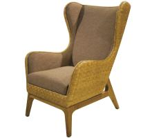 Kamara KD Rattan Accent Chair, Natural/8700017