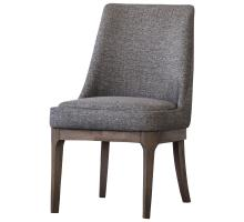 George Fabric Chair, Century Gray/9900026-331