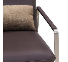 Shane Accent Chair w/ Pillow, Rookwood Brown/6700032-324