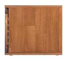 Sorrento KD Removeable Storage 2 Doors, Newton Brown/8000045