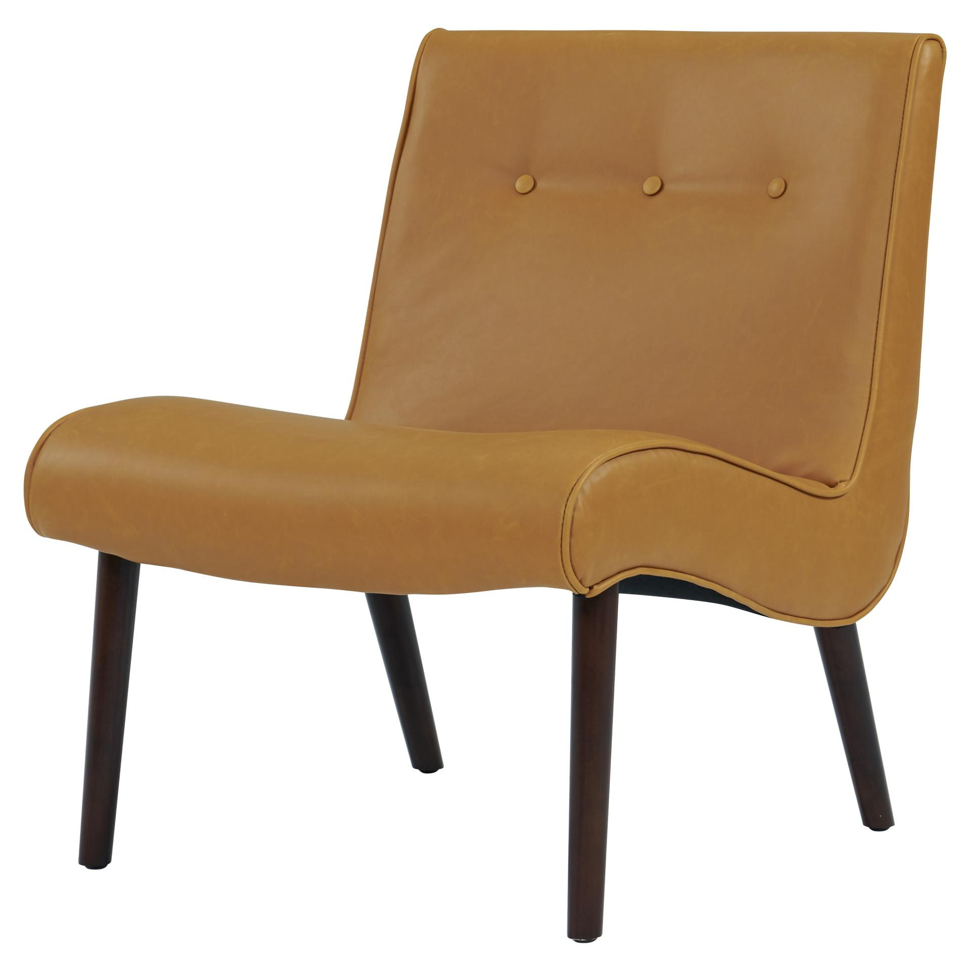 Leather Accent Chairs Metal Legs Caramel.353031b V07 Npd Home Furniture Wholesale Lifestyle Furnishings