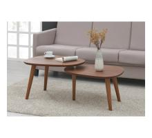 Goyle KD Coffee Table, Walnut/1030017