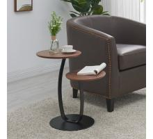 Clive KD End Table, Walnut *NEW*/1030018