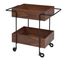 Errol KD Cart, Walnut/1030019