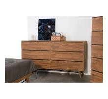 Dartford KD Dresser 6 Drawers, Acorn Brown *NEW*/1220012