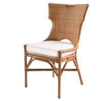 Wickham Rattan Chair, Honey *NEW*/2400022-HO