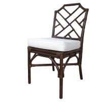 Kara Rattan Chair, Paloma Brown *NEW*/2400029-PB