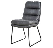 Reese KD PU Chair, Momentum Black/3000018-314