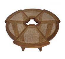 Prescott KD Rattan Coffee Table, Amber *NEW*/4900015