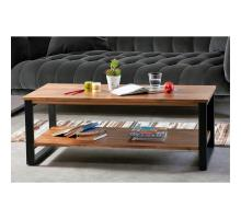 Zachary KD Coffee Table, Natural/8000060
