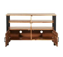 Zachary Media Console, Natural *NEW*/8000061