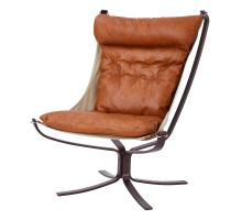 Maxton KD PU Chair, Moorland Caramel *NEW*/1240001-353