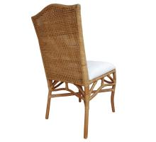 Lilou Rattan Chair, Honey/2400020-HO