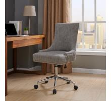 Charlotte Fabric Office Chair,  Wolf/1900012