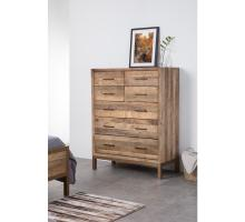 Bianco Chest with 7 Drawers, Rustic Tuscan/1170003