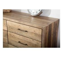 Bianco Dresser with 6 Drawers, Rustic Tuscan/1170004