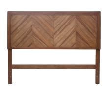 Piero KD Chevron Queen Headboard, Monterey Brown/7800046