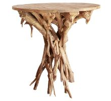 London Reclaimed Teak Wood 36