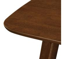 Paddington KD Rectangular Dining Table, Dark Walnut *NEW*/1320006
