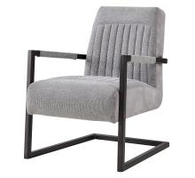 Jonah KD Fabric Arm Chair, Sage Gray/Velvet Gray *NEW*/1060015-4225
