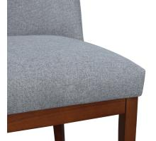 Ashley Fabric Chair, Havana Gray *NEW*/1250015-407
