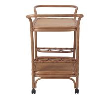 Trento Rattan Cart, Canary Brown *NEW*/4900033