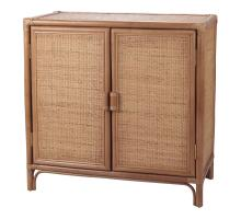 Granada Rattan Cabinet 2 Doors, Canary Brown *NEW*/4900041