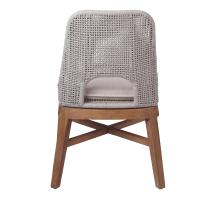 Margot Rope Chair, Gray/7400036