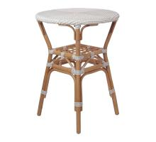 Orleans Paris Bistro High Table, White/ Gray *NEW*/7400043