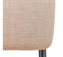 Lehman KD Fabric Chair, Penta Linen/9300093-532