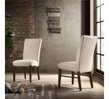 Levi KD Fabric Chair, Summit Linen *NEW*/1390001-556