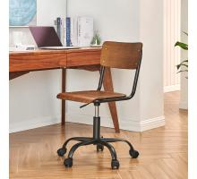 Kenneth KD Office Chair, Walnut *NEW*/9300100
