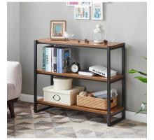 Anderson KD 3 Tier Bookcase, Gliese Brown *NEW*/9300106