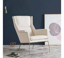 Evian KD Fabric Arm Chair, Cardiff Cream *NEW*/9900077-276